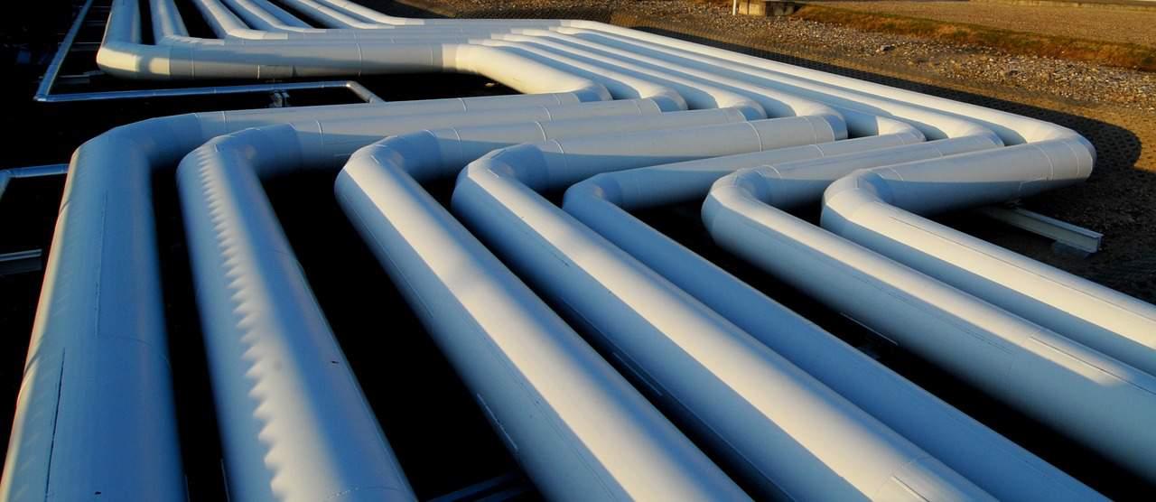 HDPE / PE pijpen door middel van kunststof lassen