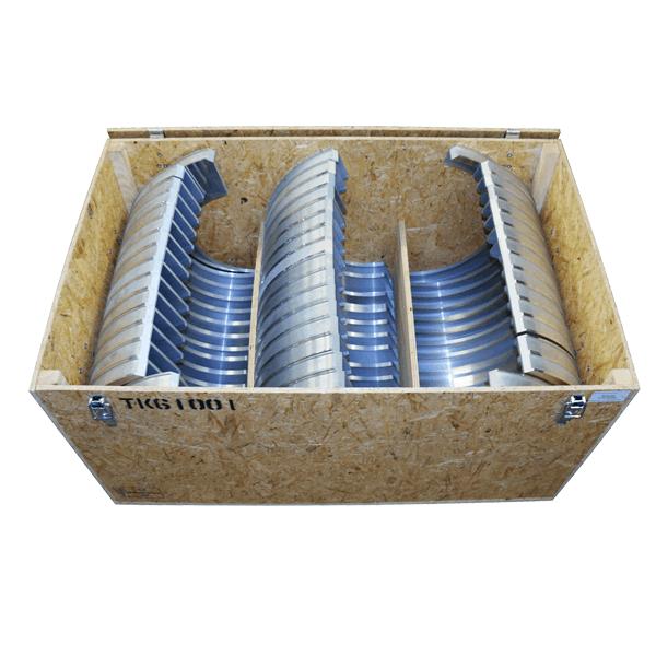 Widos 6100 Set spaninzetten