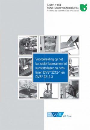 DVS leerboek kunststof lasexamen DVS 2212-1 en DVS2212-3