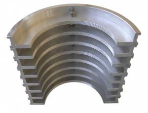 Set Spaninzetten DA 110 voor Widos 4400 en Maxiplast (8 delen)