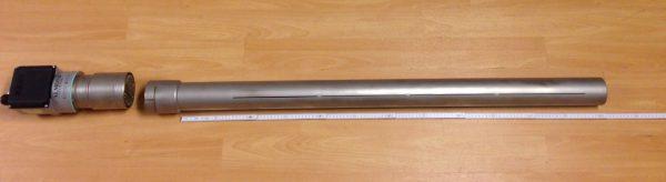 5107268; Buis mondstuk 1288x1000x1,5mm  voor luchtverhitter XL62