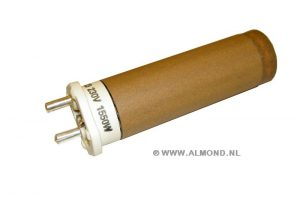 Element voor Firebox 230V 1000W met TC