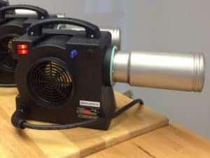 5102527-S09 Compact luchtverhitter/blower