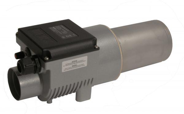 Luchtverhitter L62-7500W; 400V