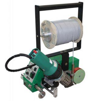 Digitale vloerenlasautomaat Herz Solon 230V 3500W met noodstop