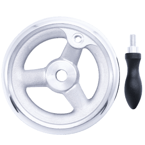 Handwheel complete t.b.v. Widos Miniplast 2