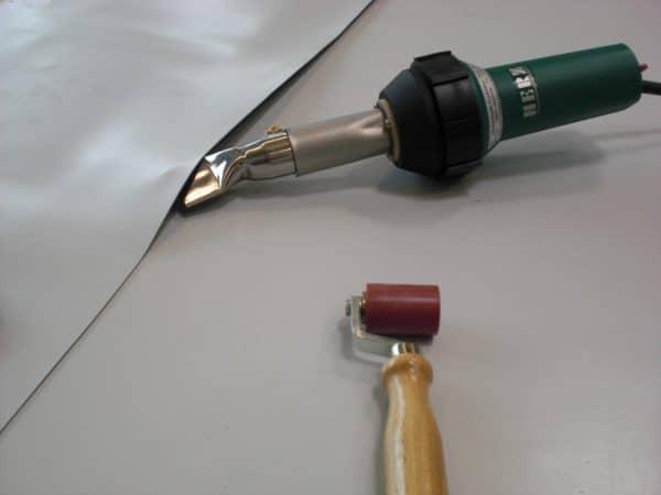 6600070 BAK Rion Digitaal handlasapparaat 230V 1600W voor opschuifmondstukken