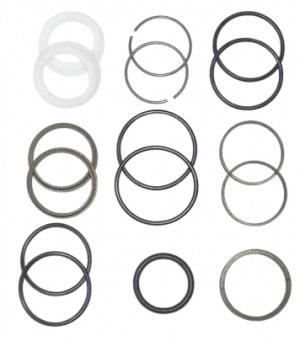 Onderdelen set voor WIDOS cilinder 4600 (nieuwe uitvoering)