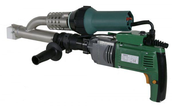 DX306, Dohle, extruder, ExOn3A, AIR, 3kg/h, 4/5mm, 230V