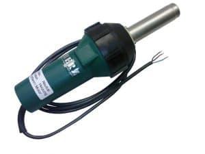 Eron Zündgerät 230VAC 3400Watt mit Silikonkabel 2m 3pol. Motor   Heizung getr. Endhülse/Adapter 38/o.Poti/Schalter/Gummiring