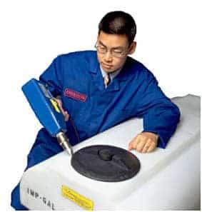 Kunststof tanks repareren met de Drader Injectiweld W30.0000