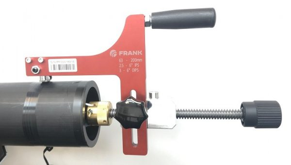 Frank PES 400 buizenschiller D 180 (SDR11) - D 400 (SDR17)