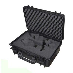Robuste koffer met inbouwkosten voor Electronische lasdrukmeter met drukcell