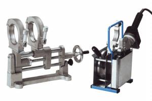 WIDOS Miniplast-2; d20-110mm spiegellasmachine met handbediende schaaf en verwarmingselement