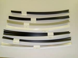Testbundel lasdraad 5 mm profiel bestaande uit PP