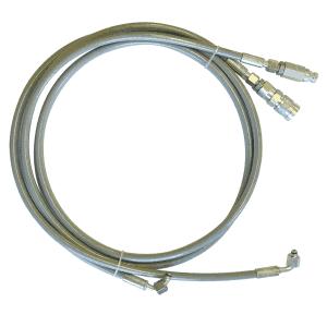 Hydrauliek slangen Widos 4600 met koppelingen