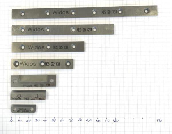 Mes 52 mm voor Widos lasrilverwijderaar