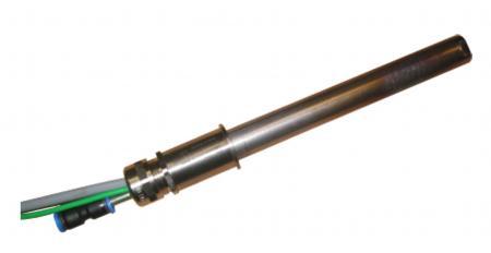 Luchtverhitter XS20;  230V/2000W met thermokoppel